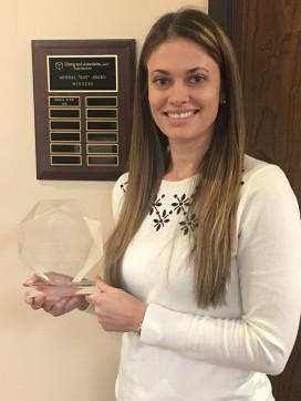 Teresa ROY award2